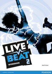 Live Beat 2 Workbook (робочий зошит) - фото обкладинки книги