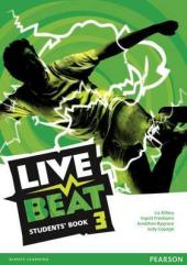Live Beat 3 Students' Book (підручник) - фото обкладинки книги