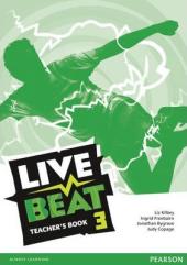 Live Beat 3 Teacher's Book (книга вчителя) - фото обкладинки книги