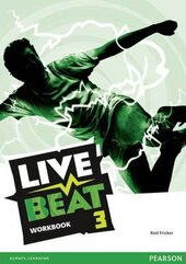 Live Beat 3 Workbook (робочий зошит) - фото обкладинки книги