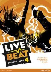 Live Beat 4 Students' Book (підручник) - фото обкладинки книги