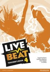 Live Beat 4 Teacher's Book (книга вчителя) - фото обкладинки книги