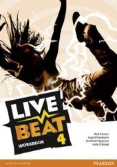 Live Beat 4 Workbook - фото обкладинки книги