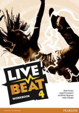 Live Beat 4 Workbook - фото книги