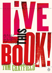 Live This Book - фото обкладинки книги
