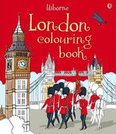 London Colouring Book - фото обкладинки книги