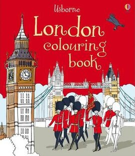 London Colouring Book - фото книги
