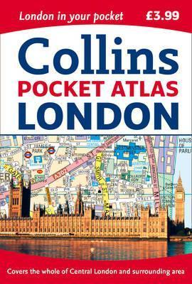 Посібник London Pocket Atlas