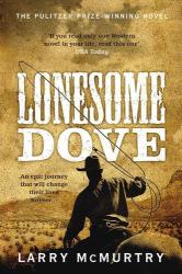 Lonesome Dove - фото обкладинки книги