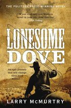 Книга Lonesome Dove