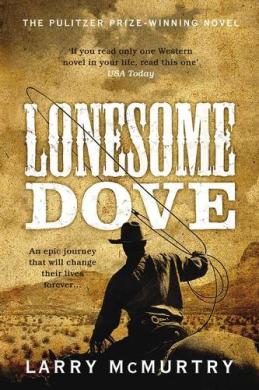 Lonesome Dove - фото книги