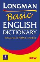 Посібник Longman Basic English Dictionary 3rd Edition (словник)