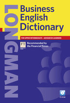 Посібник Longman Business Dictionary Paper and CD-ROM (словник)