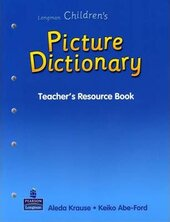 Longman Children's Picture Dictionary Teachers Resource Book (книга вчителя) - фото обкладинки книги