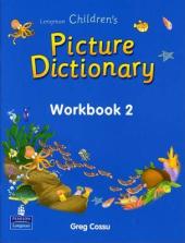 Longman Children's Picture Dictionary Workbook 2 (робочий зошит) - фото обкладинки книги