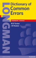 Longman Dictionary of Common Errors (словник) - фото обкладинки книги