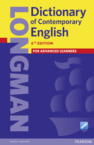 Посібник Longman Dictionary of Contemporary English 6 Edition Cased and Online (словник)