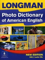 Посібник Longman Photo Dictionary of American English New Edition with CD (словник)