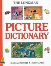 Longman Picture Dictionary (словник) - фото обкладинки книги