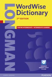 Longman Wordwise Dictionary (словник+аудіодиск) - фото обкладинки книги