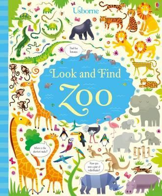 Книга Look and Find Zoo