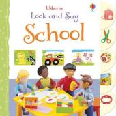 Look and Say. School - фото обкладинки книги