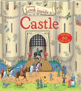 Книга Look Inside a Castle