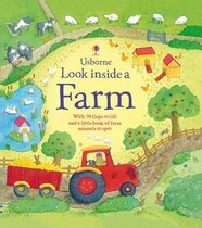 Книга Look Inside a Farm