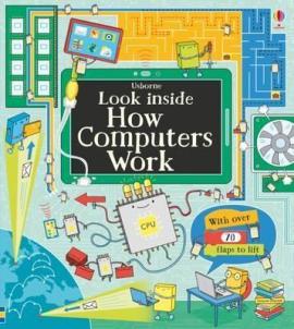 Look Inside a How Computers Work - фото книги