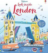 Look Inside a London - фото обкладинки книги