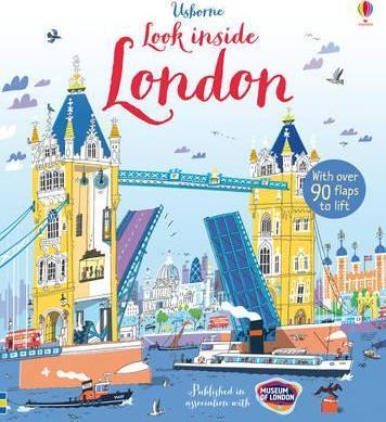 Книга Look Inside a London