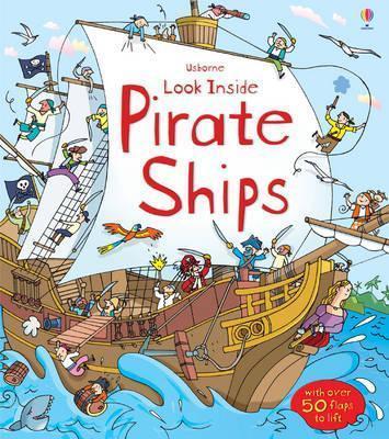 Книга Look Inside a Pirate Ship