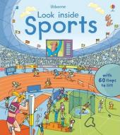 Look Inside a Sports - фото обкладинки книги