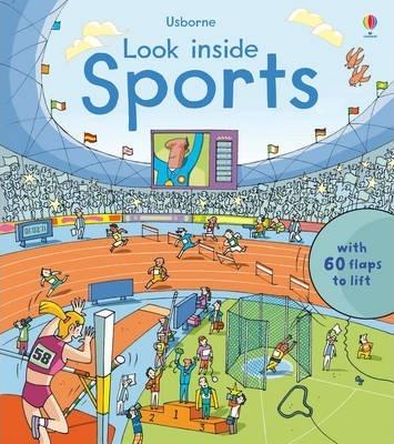 Книга Look Inside a Sports