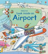 Look Inside an Airport - фото обкладинки книги