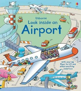 Книга Look Inside an Airport