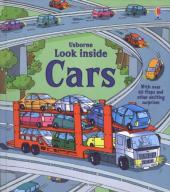 Look Inside Cars - фото обкладинки книги