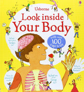 Look Inside Your Body - фото обкладинки книги