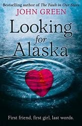 Looking For Alaska - фото обкладинки книги
