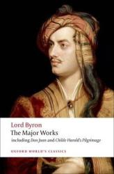 Lord Byron - The Major Works - фото обкладинки книги