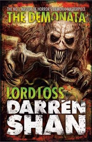 Книга Lord Loss