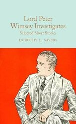 Lord Peter Wimsey Investigates : Selected Short Stories - фото обкладинки книги