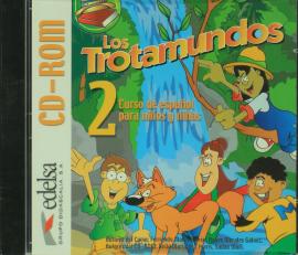 Los Trotamundos : CD-Rom 2 - фото книги