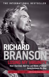 Losing My Virginity - фото обкладинки книги