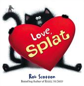 Love, Splat Mini HB - фото обкладинки книги