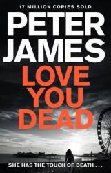 Love You Dead - фото обкладинки книги