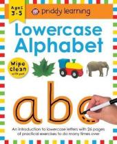 Lowercase Alphabet. Wipe Clean Workbooks - фото обкладинки книги