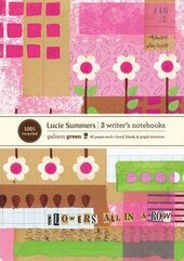 Lucie Summers ECO Writer's Notebook - фото обкладинки книги