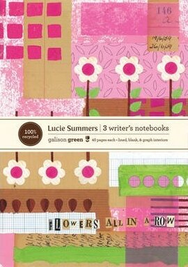 Lucie Summers ECO Writer's Notebook - фото книги