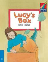 Аудіодиск Lucy's Box Level 2 ELT Edition